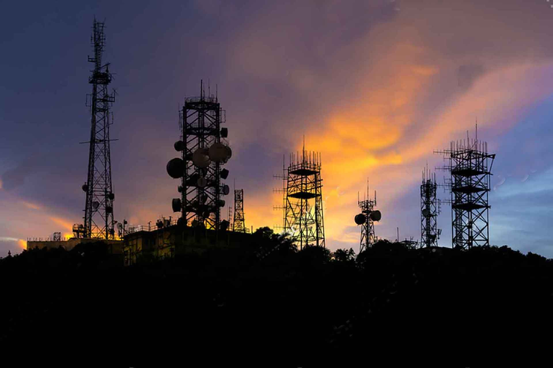 Tower Installs | Reliable Telecom Supply | Telecom Supply and Reclamation